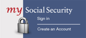 My Social Security Account Logo