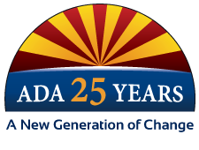 ADA 25 Years, A new generation of change