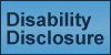 Disability Disclosure