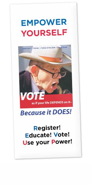 Voting Brochure.