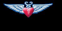 Angel Flight West logo