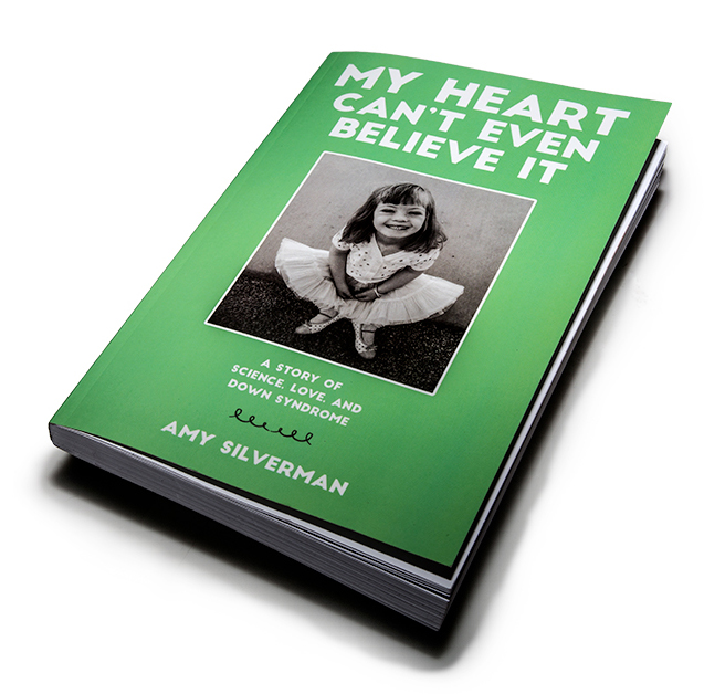 Book Review: My Heart Can't Even Believe It