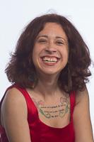 Emily Lopex smiling