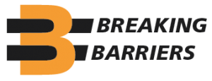Orange Breaking Barriers Logo