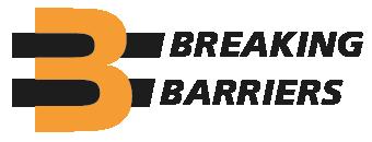 Orange Breaking Barriers Logo
