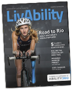 Thumbnail image of LivAbility Magazine Cover