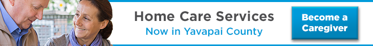 Home Care Services, now in Yavapai County. click to learn more about becoming a Caregiver.