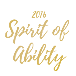 2016 Spirit of Ability