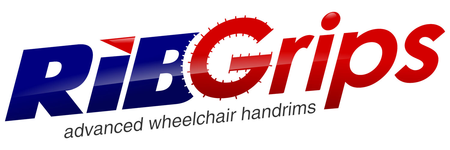 RibGrips advanced wheelchair handrims