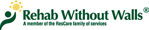 Rehab Without Walls, a member of the ResCare family of services