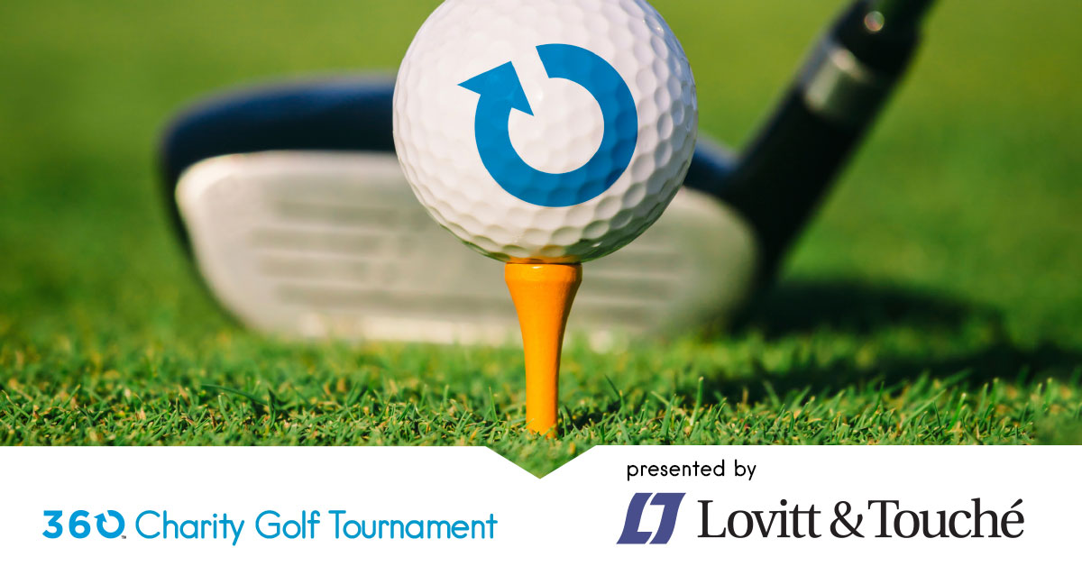 360 Charity Golf Tournament presented by Lovitt and Touche