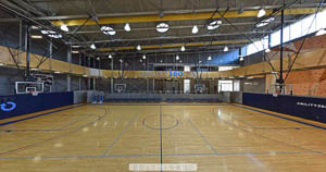 Sports Center Court