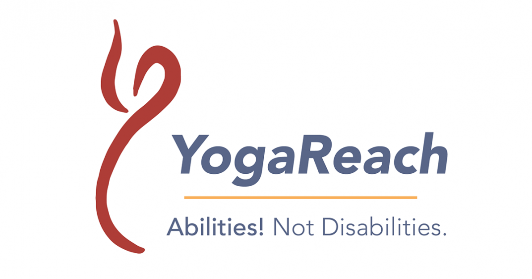 Yoga Reach. Abilities! Not Disabilities.