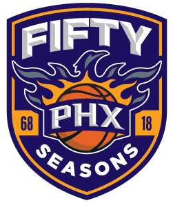 Fifty Seasons, 1968 to 2018, Phoenix Suns