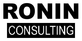 Ronin Consulting
