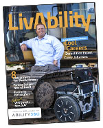 Thumbnail image of LivAbility Magazine Cover, Edition 10