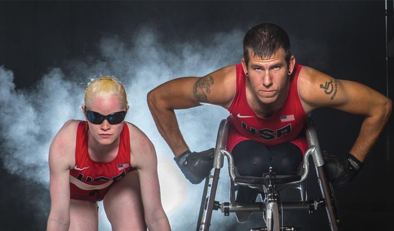 Paralympian Love