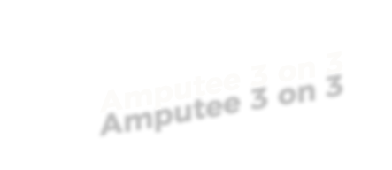 Amputee 3 on 3