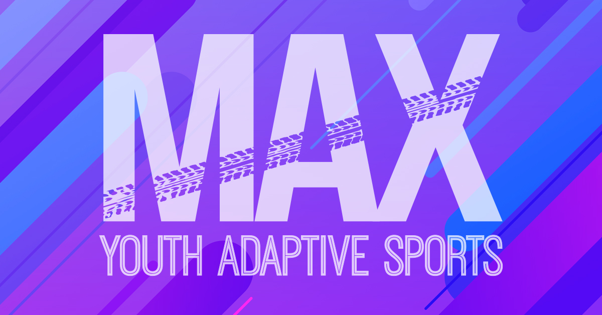 Max, Youth Adaptive Sports.