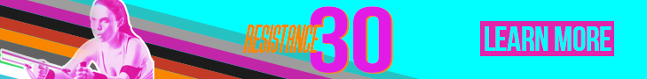 Come Check Resistance 30 out! Click for more information.
