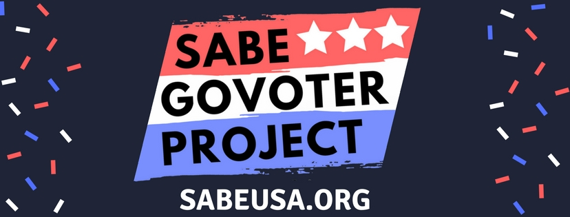 Sabe Go Voter Project, Sabeusa.org
