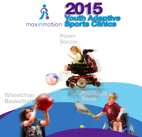 Max in Motion Youth Adaptive Sports Clinic