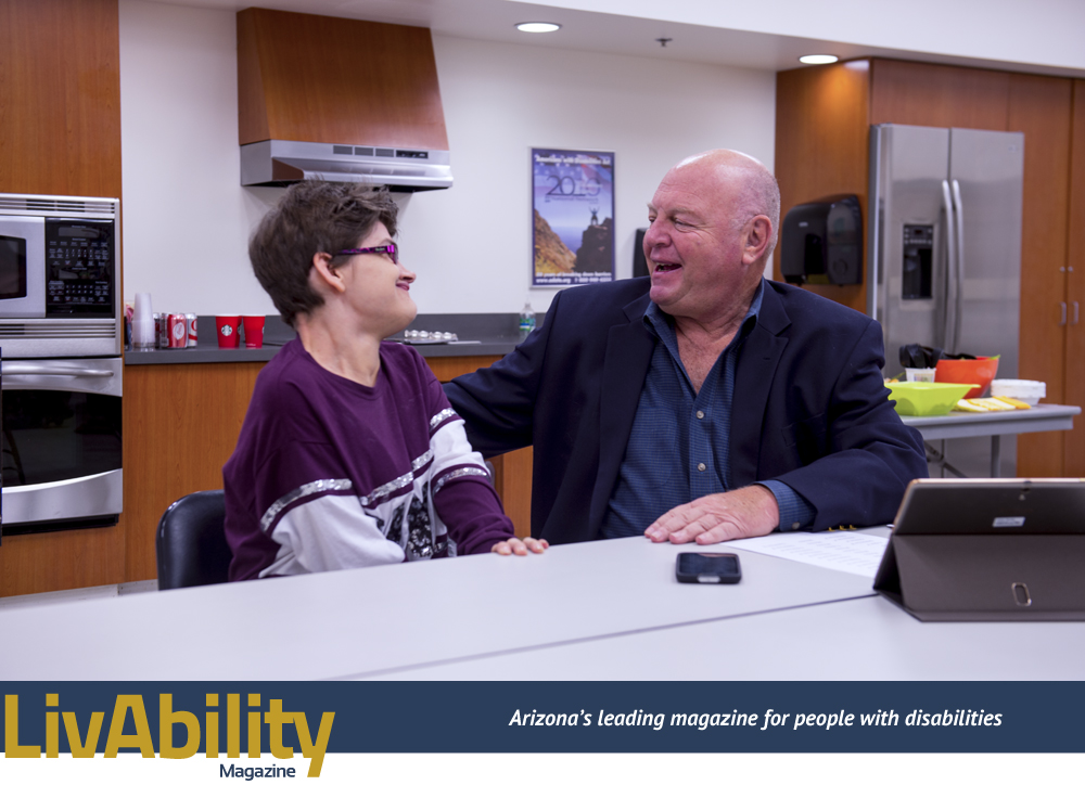 Living Welll With a Disability