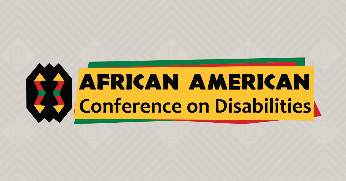 2016 African American Conference on Disabilities