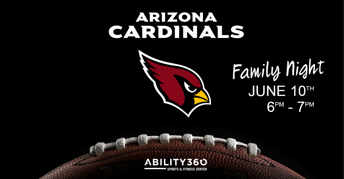 June 10: Arizona Cardinals Family Night
