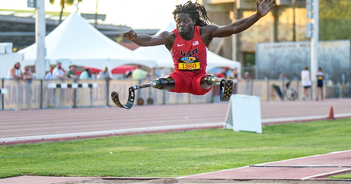 Athletes Soar at Desert Challenge Games