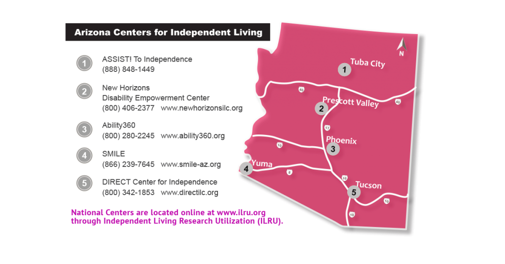 Arizona Centers for Independent Living