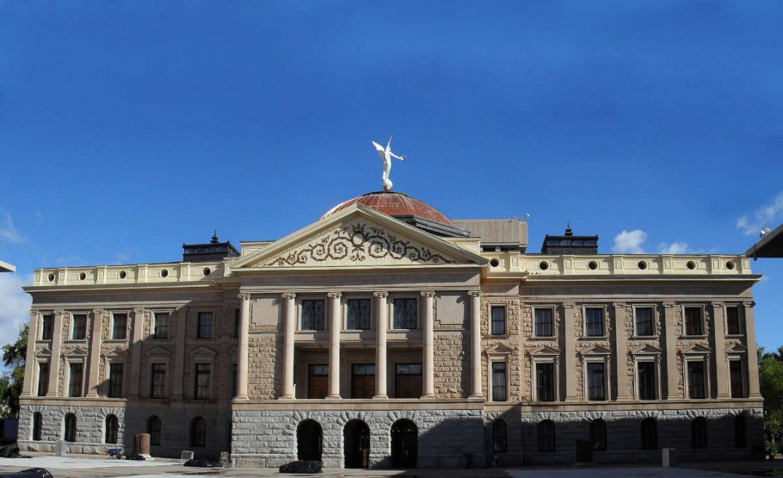 The Arizona Capital building
