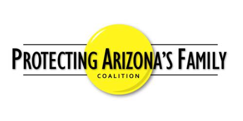 LOGO: protecting Arizona's family coalition.
