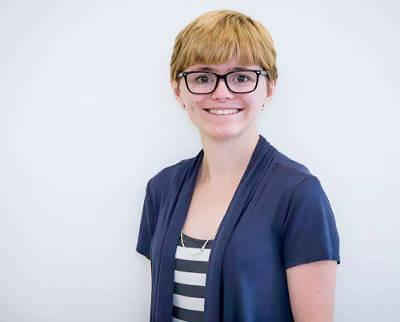 PHOTO: Portrait of Samantha Tiller.