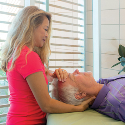 Cranial Sacral Massage