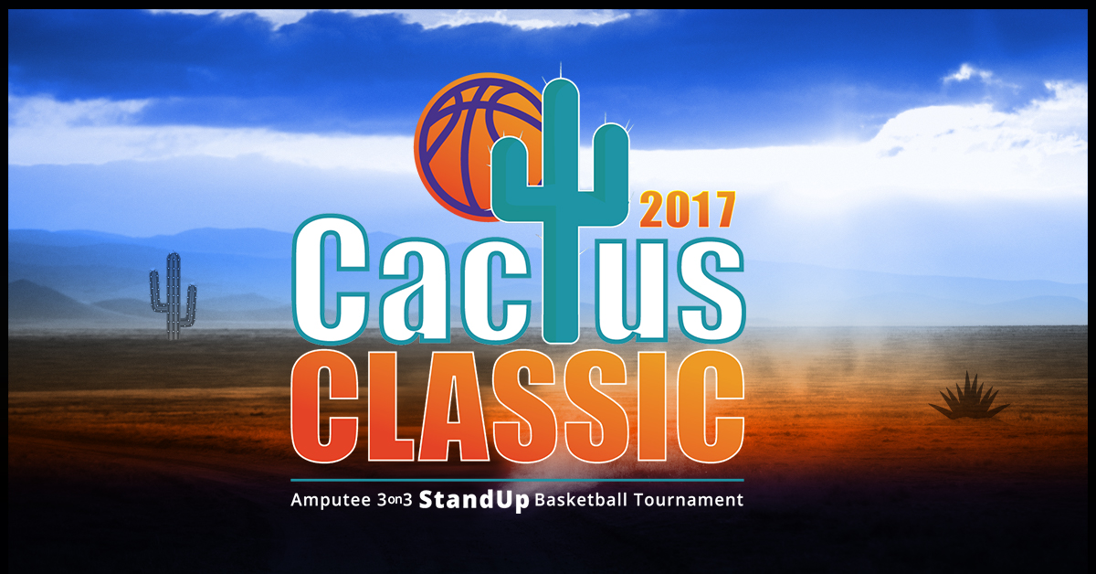 2017 Cactus Classic Amp-Basketball Tournament Recap