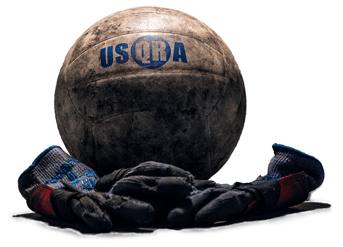 Rugby Ball and Gloves