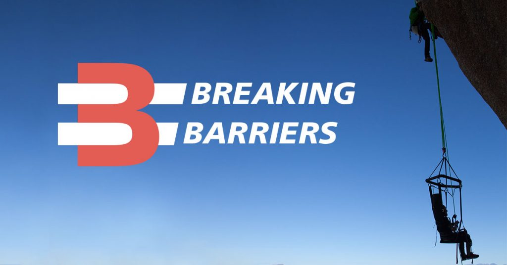 Graphic: Breaking Barriers