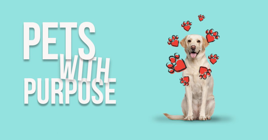 Pets with Purpose