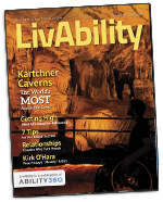 Thumbnail size image of LivAbility edition 8 cover.