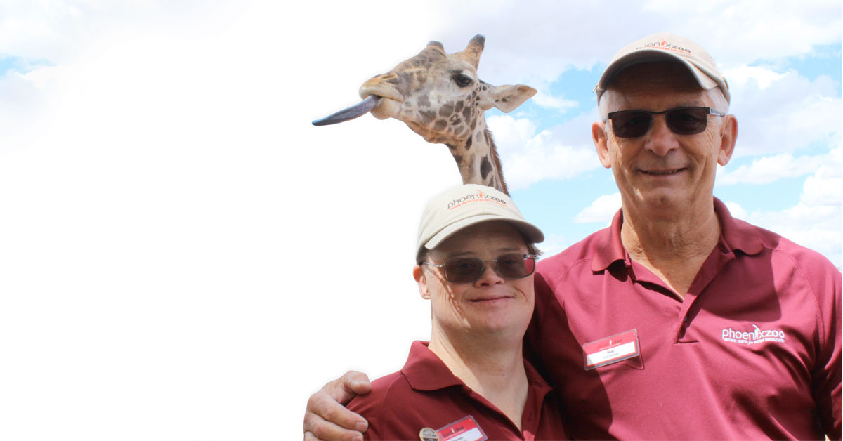 It's a Zoo Out There: Volunteer Program Currently Recruiting