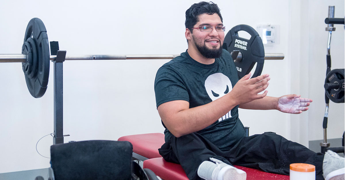 Marco Beltrán: Powerlifting His Way into Competitions