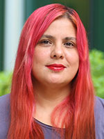 Portrait: Rebeca Cavazos