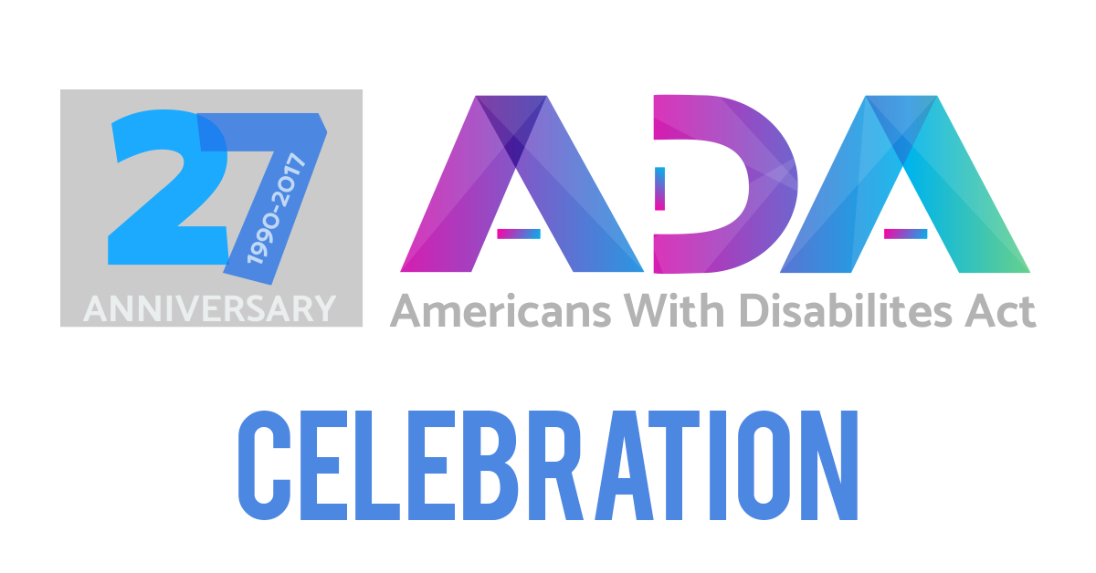 27th Anniversary of the Americans with Disabilities Act Celebration