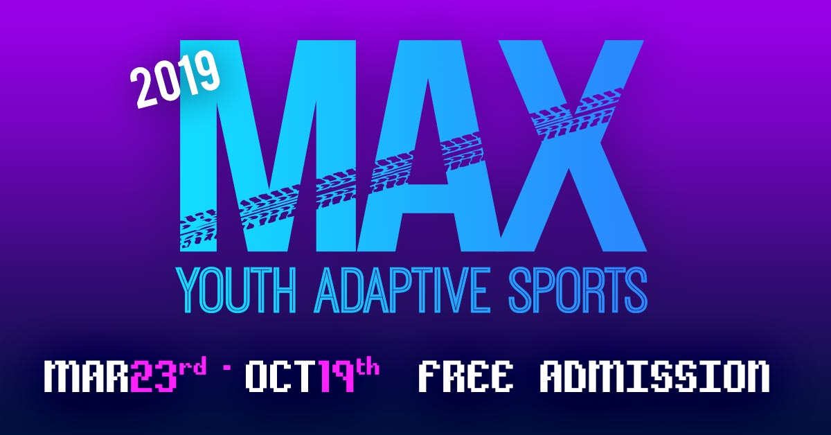 2019 Max Youth Adaptive Sports March 23rd