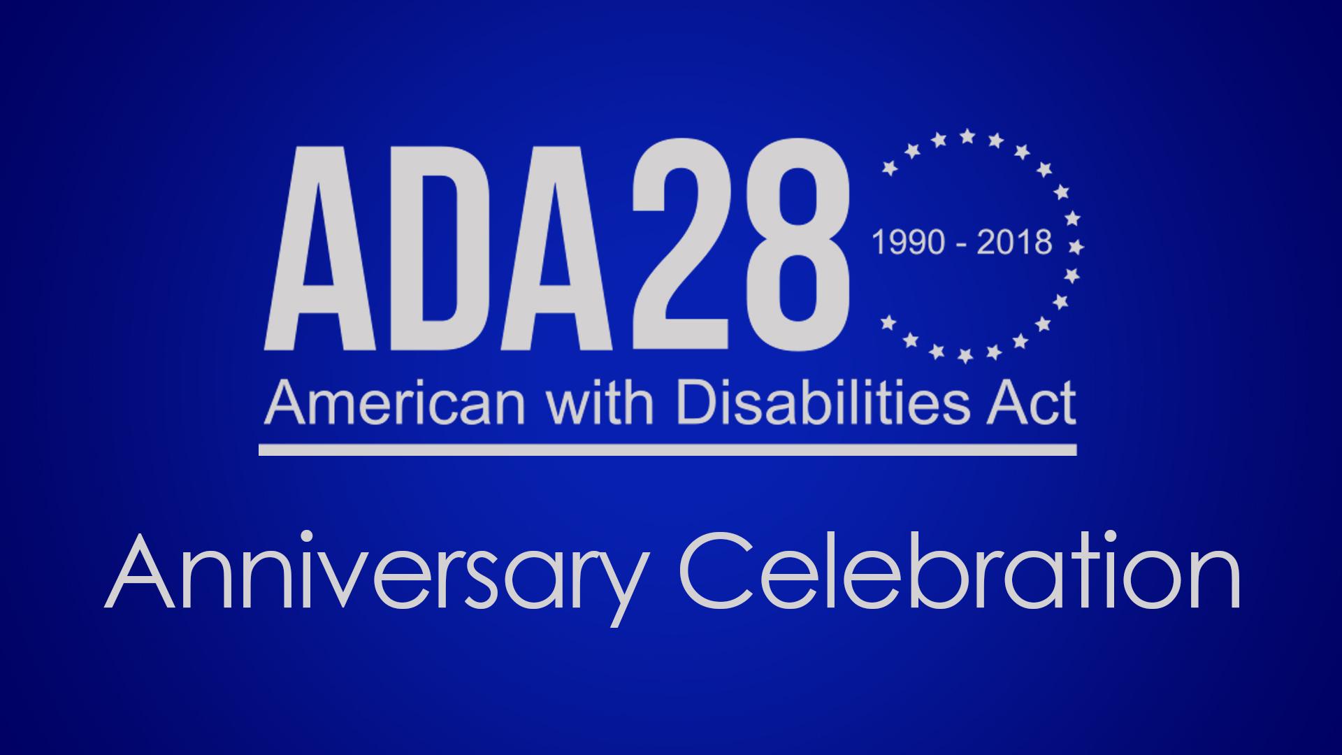 ADA 28th Anniversary
