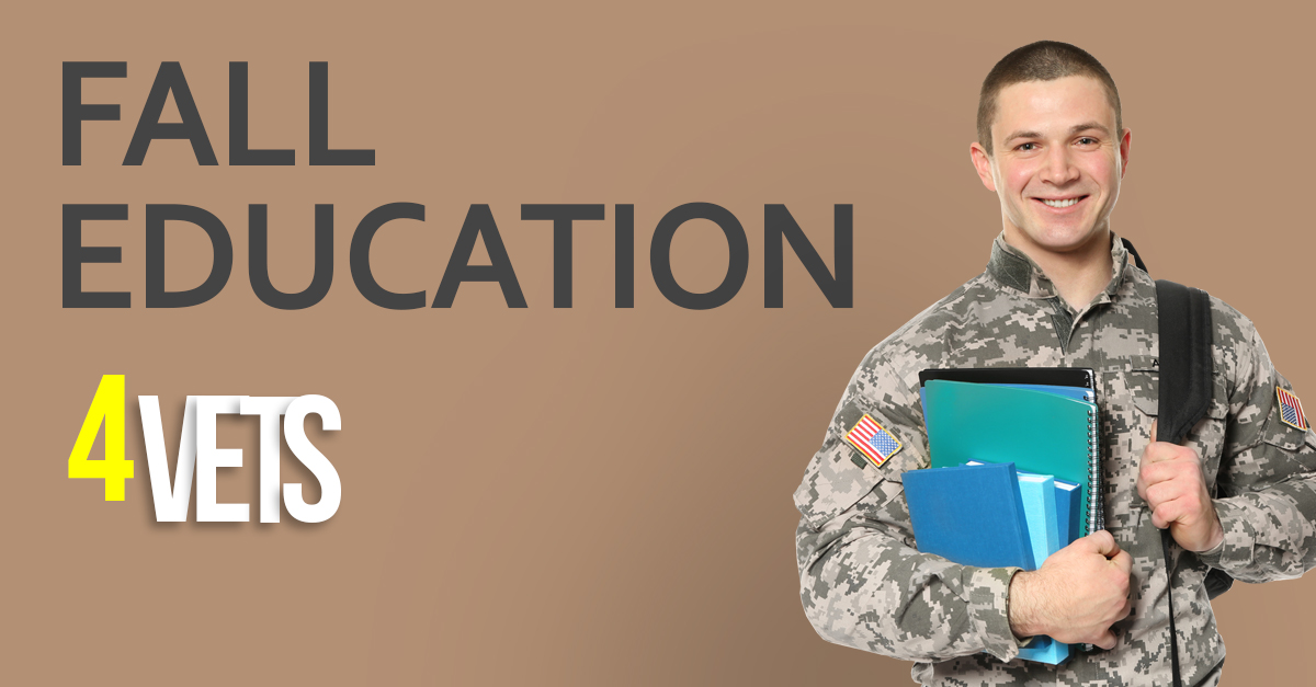 Fall Education 4 Vets