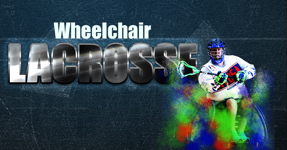 2018 Wheelchair Lacrosse