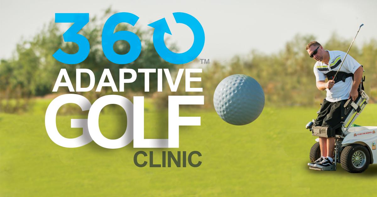 360 Adaptive Golf Clinic