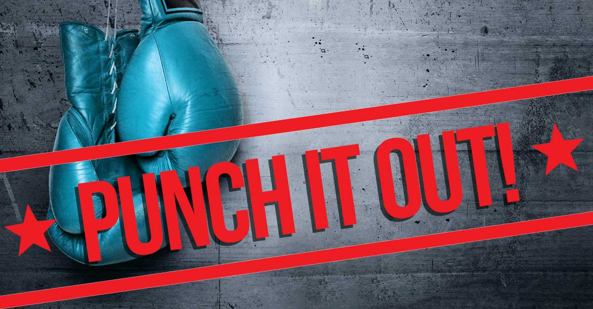 Punch it out!